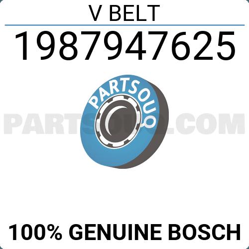 Bosch 1987947625 V BELT