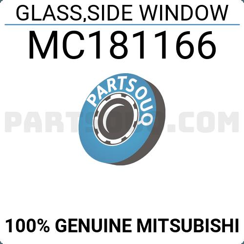 MC186839 Genuine Mitsubishi CONNECTOR,SIDE WINDOW