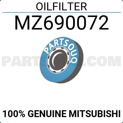 JE1514302 ASAKASHI OIL FILTER 4G93 4G15 18 6A12