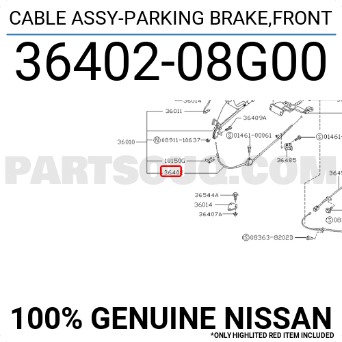 Genuine Fiat 1AMV301345 Disc Brake Friction Pad Kit