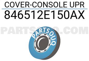 Genuine Hyundai 84651-2E150-AX Console Cover