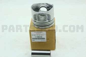 PISTON & PIN ASSY