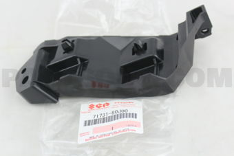 HOLDER,FR BUMPER SIDE,R