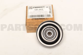 FEBEST 1287ACC TENSIONER PULLEY, V-RIBBED BELT