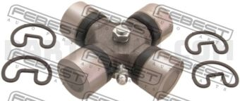 FEBEST AS009 UNIVERSAL JOINT 27X80