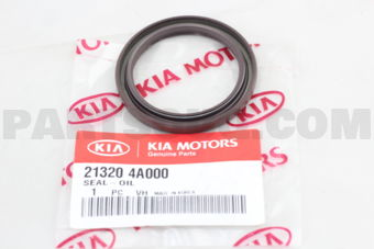 Hyundai / KIA 213204A000 SEAL-OIL
