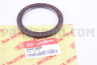 Hyundai / KIA 214434A000 SEAL-OIL RR