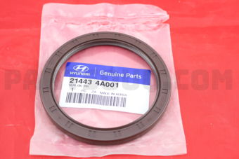 Hyundai / KIA 214434A001 SEAL-OIL RR