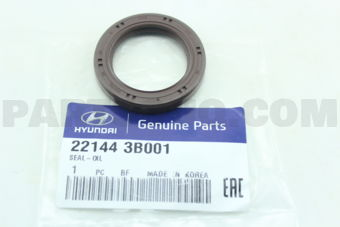 Hyundai / KIA 221443B001 SEAL-OIL