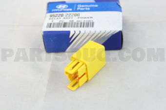 Hyundai / KIA 9522022200 RELAY ASSY-POWER