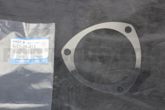 Mazda GJ2128013 SHEET,RUBBER
