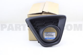 Mazda KD5350C11 COVER(R),HOLE-LAMP