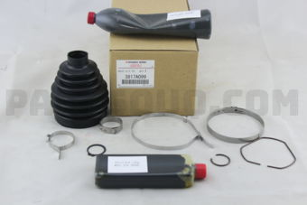 FEBEST 0217P-J1020 Outer CV Joint Boot Kit
