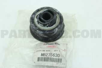 Mitsubishi MB275630 CUSHION,BODY MOUNTING