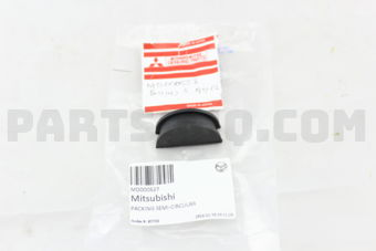 Mitsubishi MD000527 PACKING SEMI-CIRCULAR