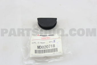 Mitsubishi MD020718 SEAL,C/HEAD CAMSHAFT END