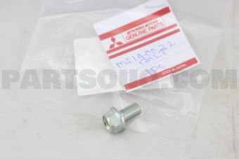 Mitsubishi MF140022 BOLT,ACCEL CABLE SUPPORT