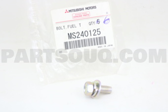 Mitsubishi MS240125 BOLT,FUEL TANK