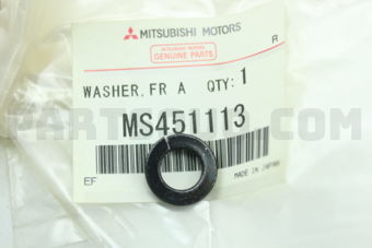 Mitsubishi MS451113 WASHER,FRAXLE