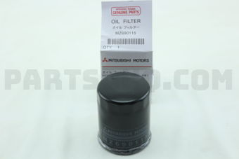 Mitsubishi MZ690115 OIL FILTER(CARTRIDGE