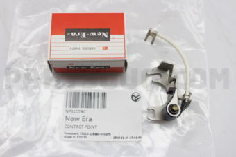 New Era NPS107RC CONTACT POINT