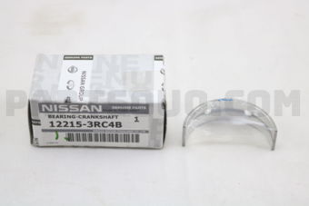 Nissan 122153RC4B BEARING-CRANKSHAFT