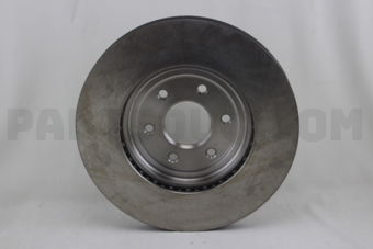 Nissan 402065X00A ROTOR-DISC BRAKE,FRONT