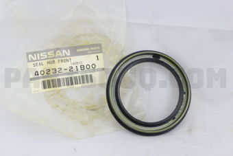 Nissan 4023221B00 SEAL-GREASE,FRONT HUB