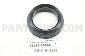 Nissan 43252EB000 SEAL-OIL REAR
