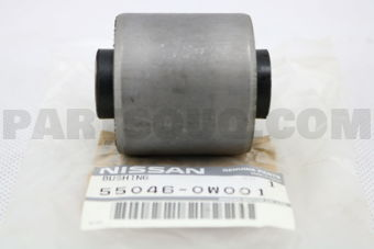 Nissan 550460W001 BUSH-REAR SPRING