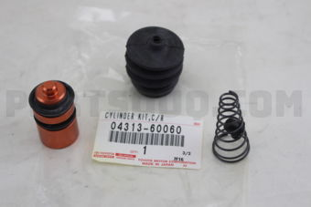Toyota 0431360060 CYLINDER KIT, CLUTCH RELEASE