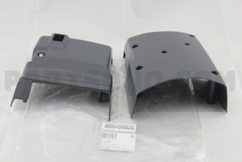 Toyota 452866092813 COVER, STEERING COLUMN