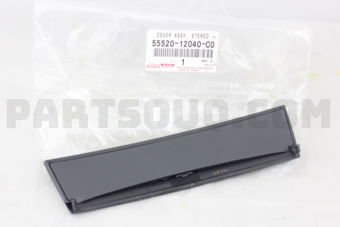 Toyota 5552012040C0 COVER, STEREO OPENING