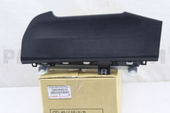 Toyota 739000K020C0 AIR BAG ASSY  INSTR