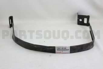 Toyota 7760160180 BAND SUB-ASSY, FUEL TANK
