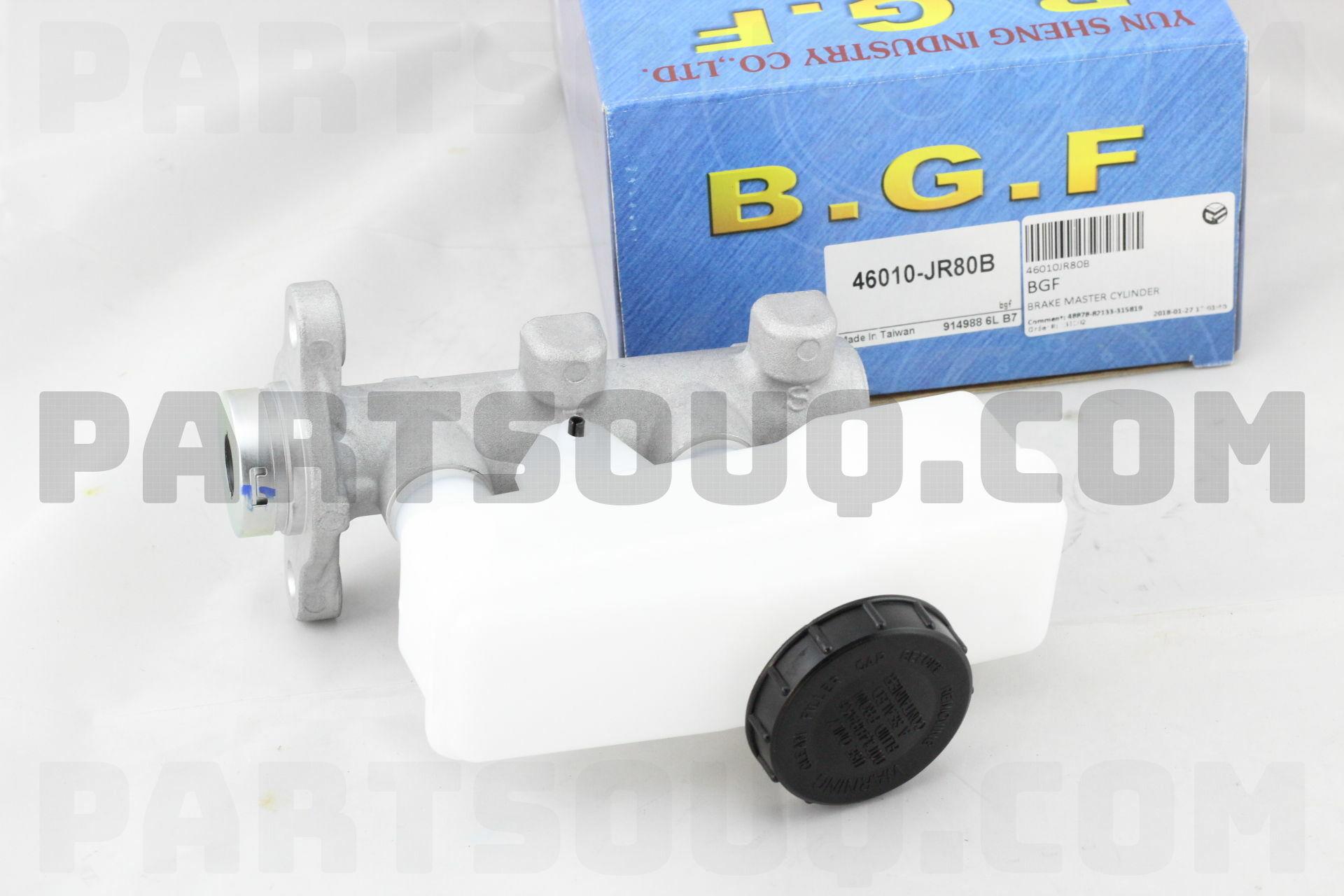 Master Cylinder Price >> 46010jr80b Bgf Brake Master Cylinder Price 49 24 Weight 0 82kg