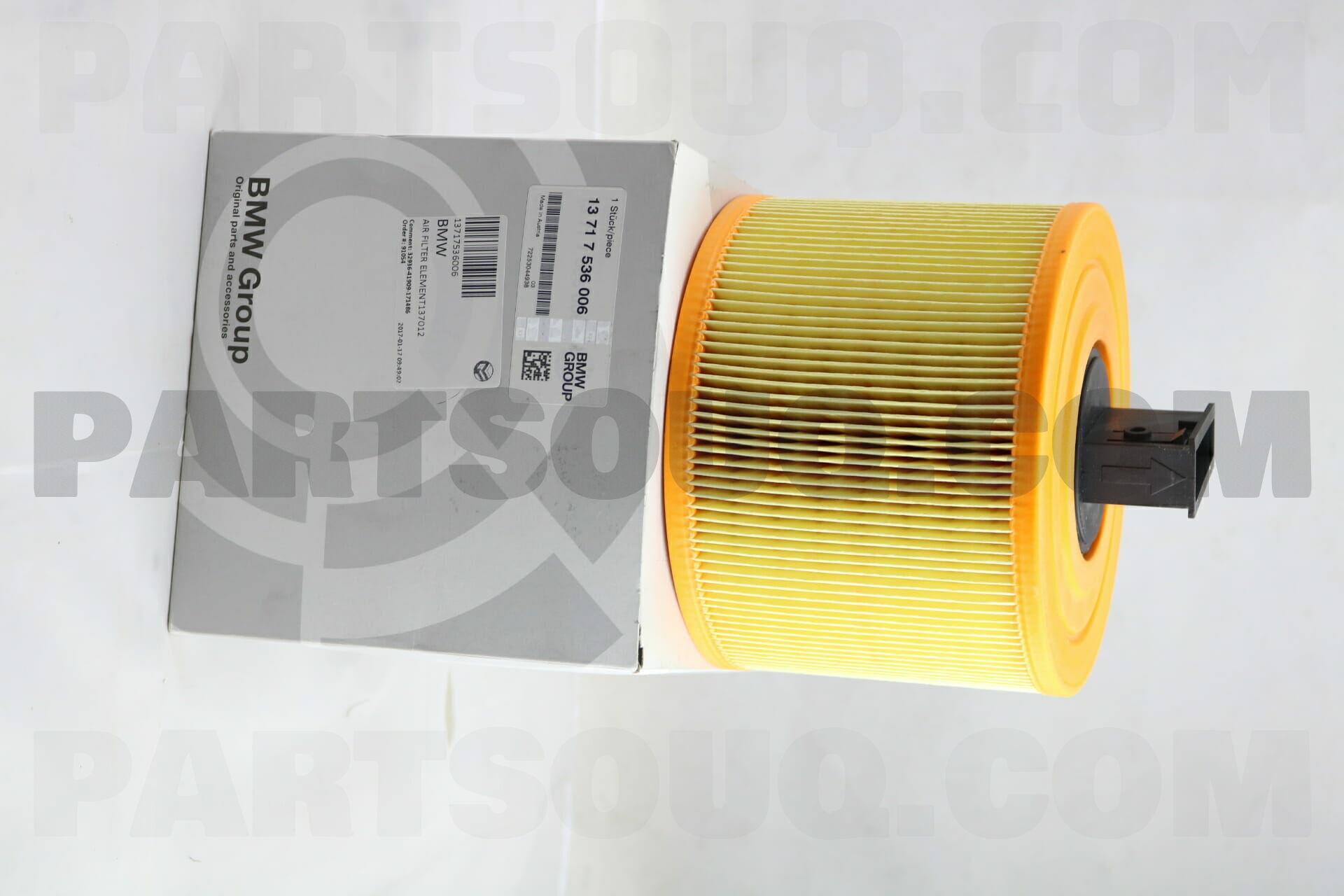 BMW Genuine Air filter 13717536006