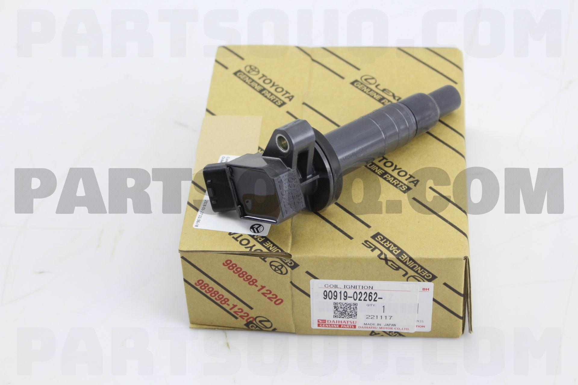 9091902262 Daihatsu COIL IGNITION Price: 51 97$, Weight: 0 214kg