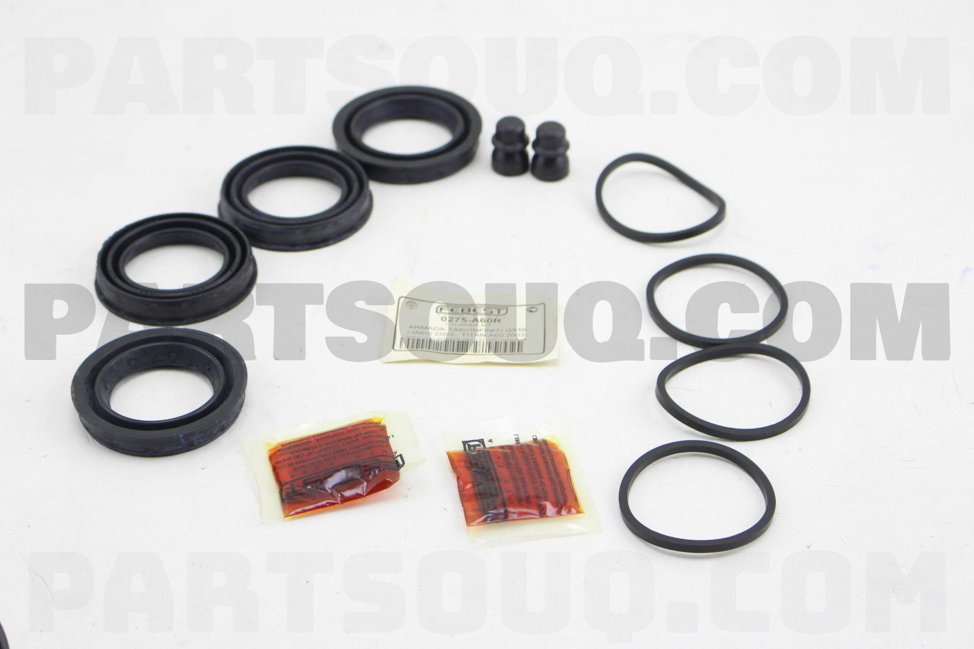 Repair Kit brake caliper FEBEST 0275-E11JPPF