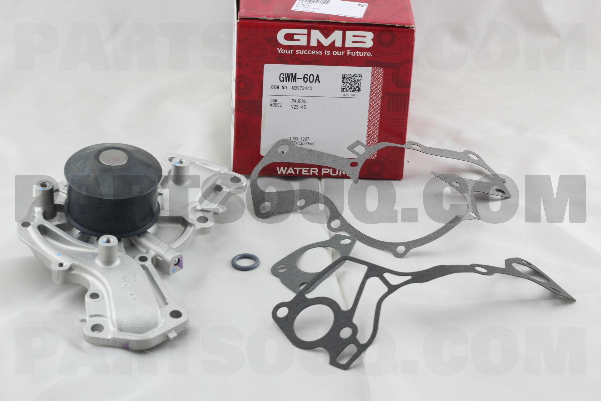 GMB GWM-60A Water Pump