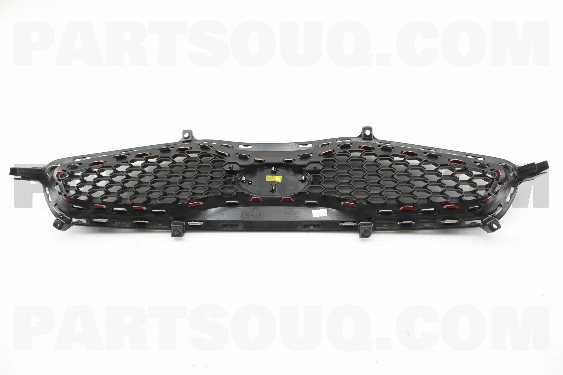 863501y301 Hyundai    Kia Grille Assy-radiator  Price  96 99   Weight  0 53kg