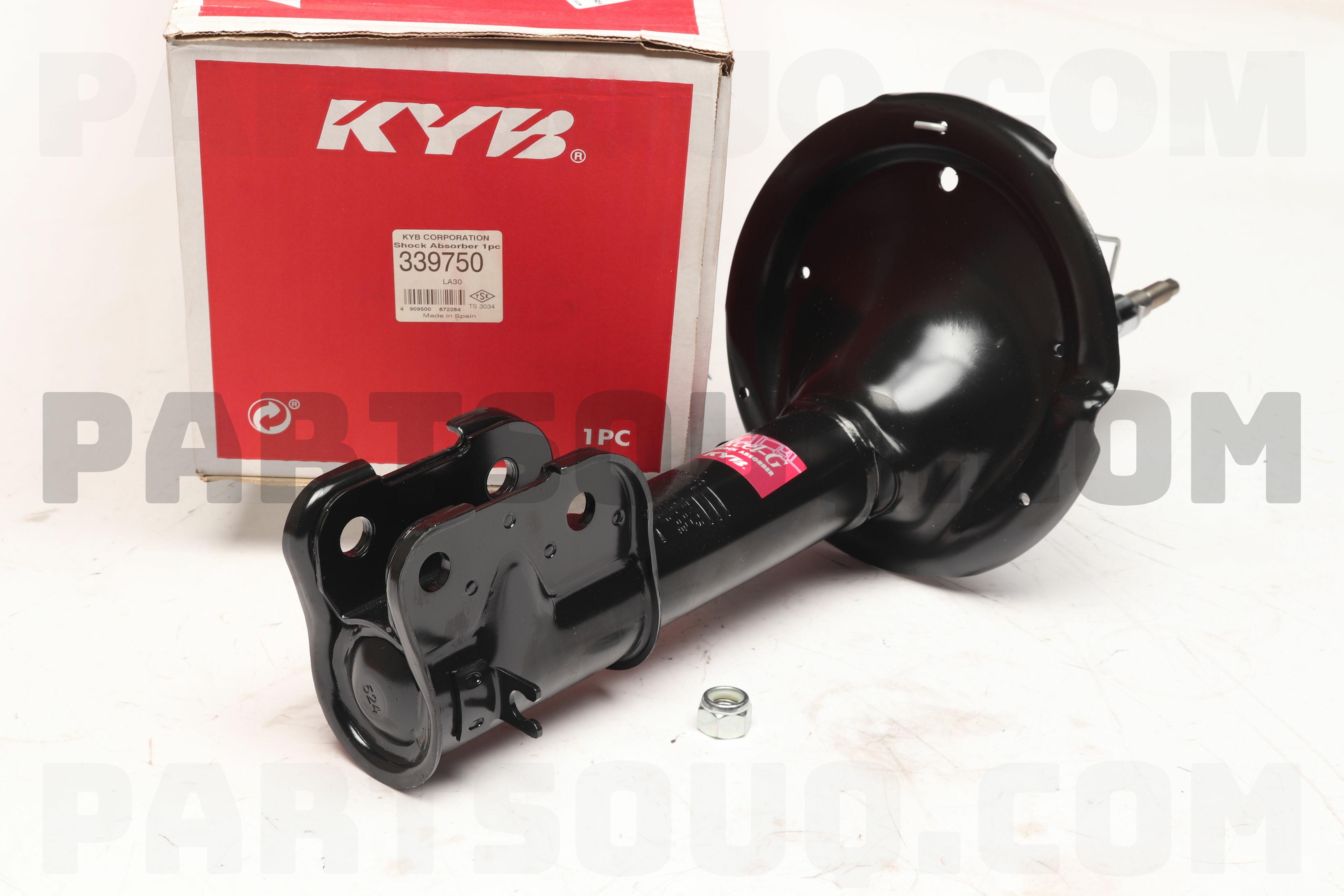 KAYABA UK KYB Coil Spring RA3947 Citroen C3 II F