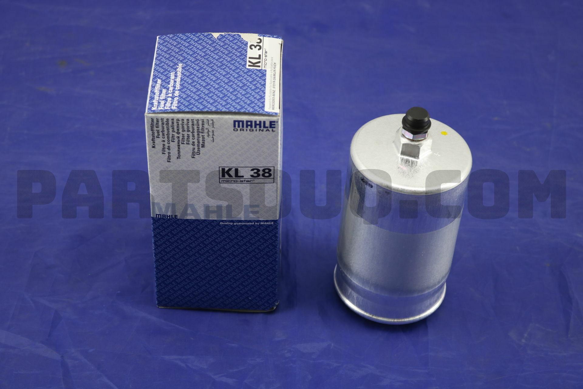 Kraftstofffilter HENGST FILTER H80WK05