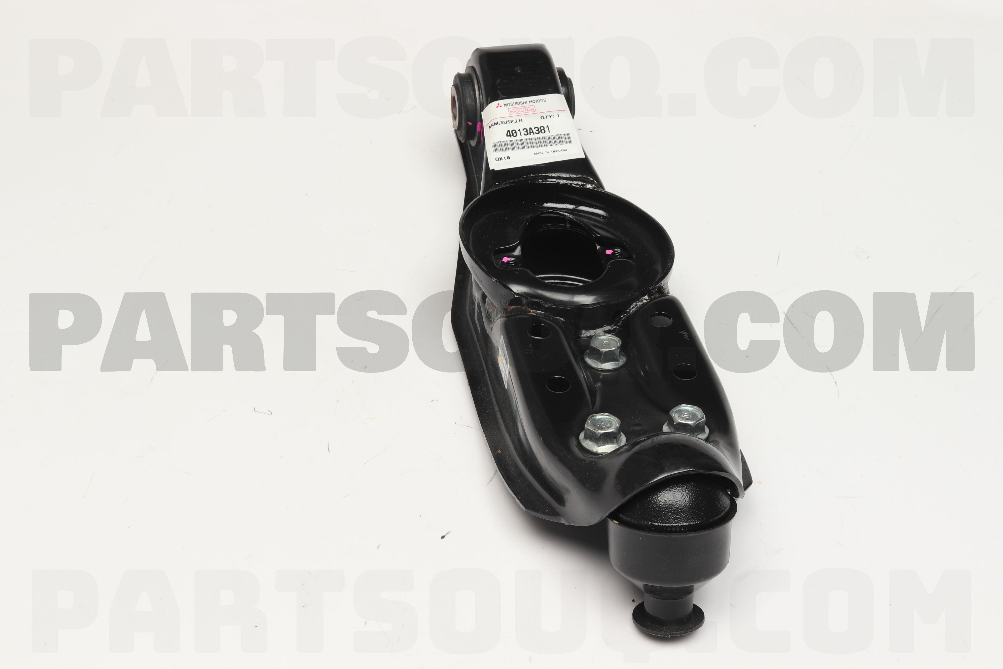 4013a381 Mitsubishi Arm Assy Fr Susp Lwr Lh Price 136 75 Weight 4 7kg Partsouq Auto Parts Around The World