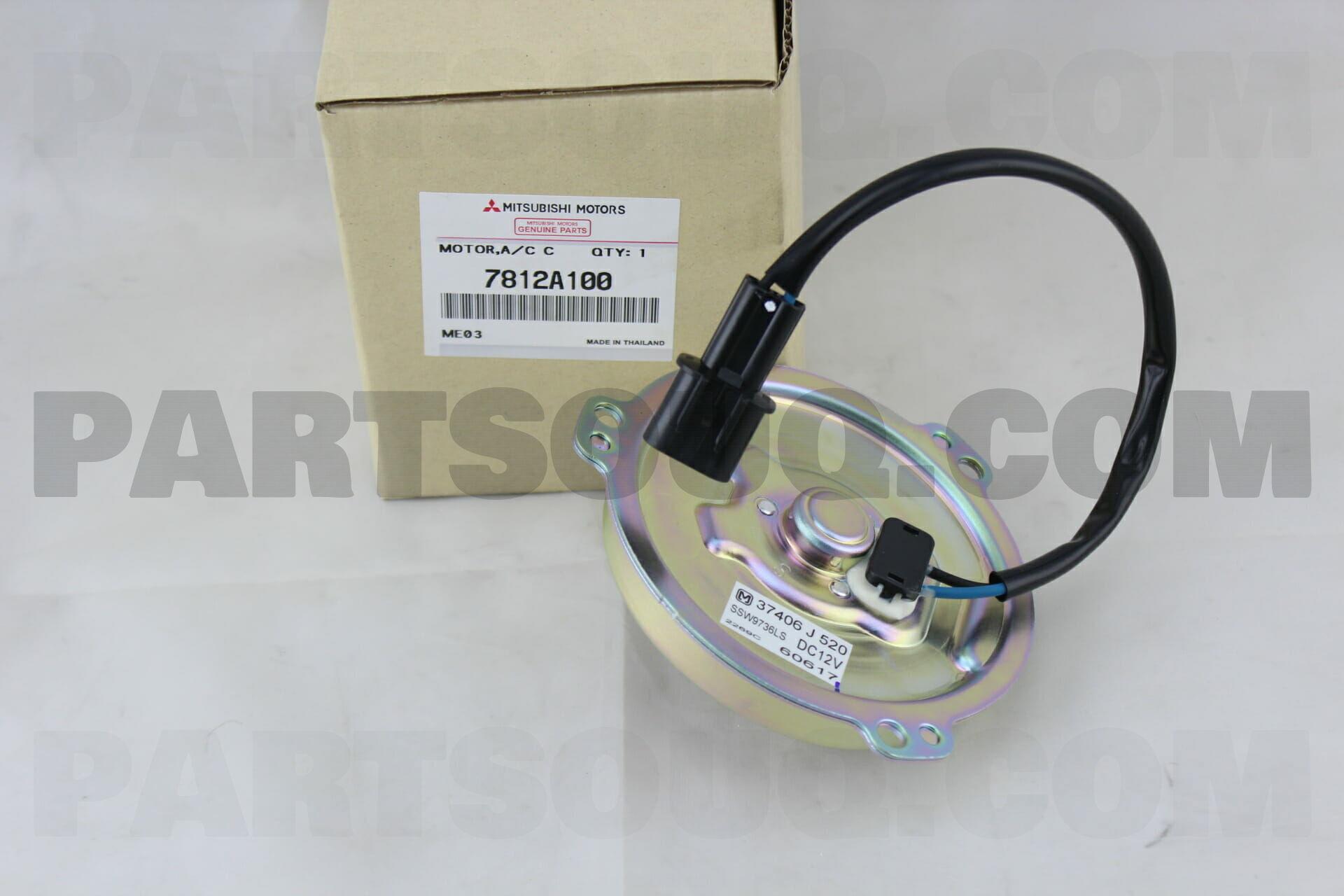 7812a100 Mitsubishi Motora C Condenser Fan Price 135 Weight Isuzu Npr Wiring