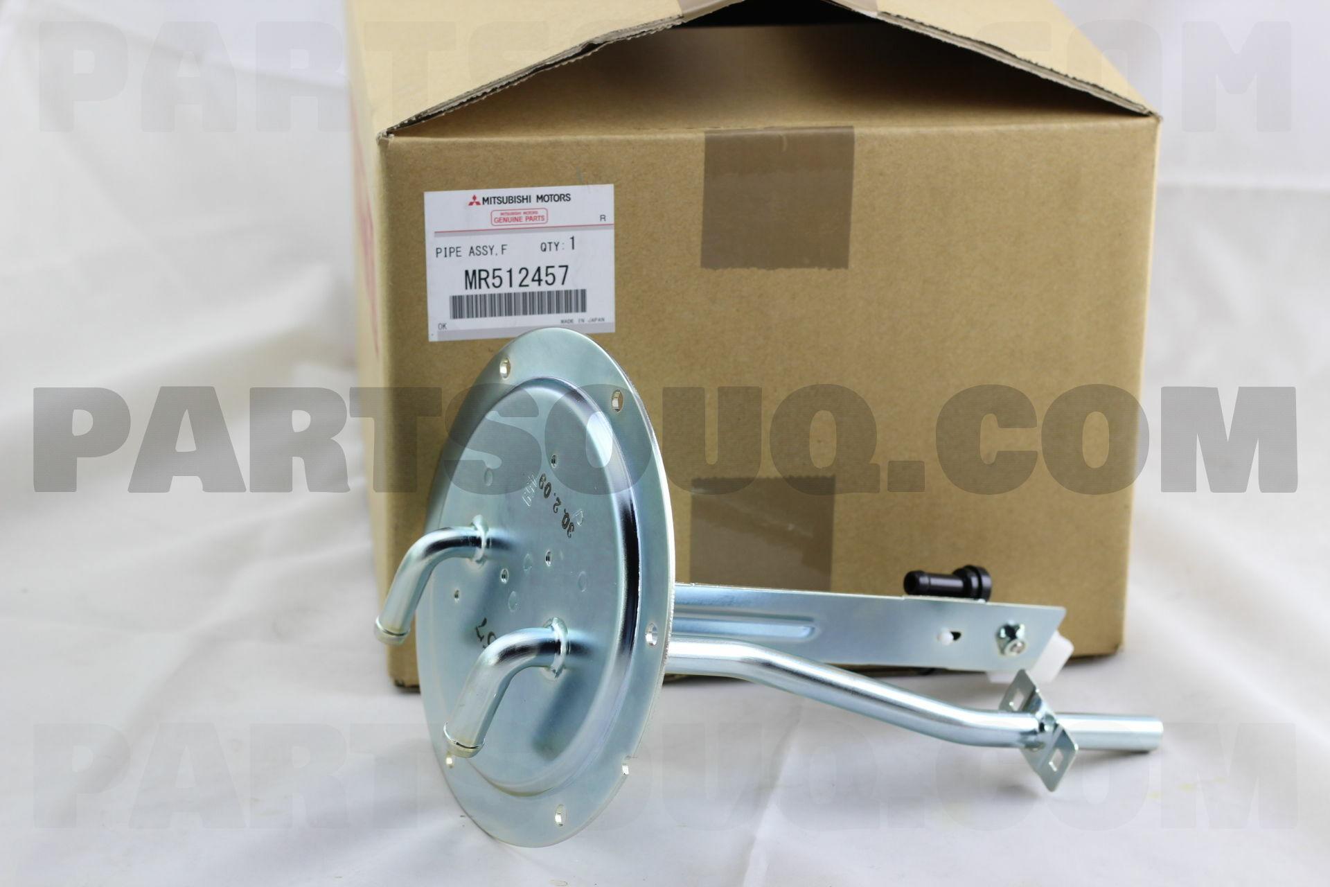 Mr512457 Mitsubishi Pipe Assyfuel Tank Filter Price 12567 Fuel