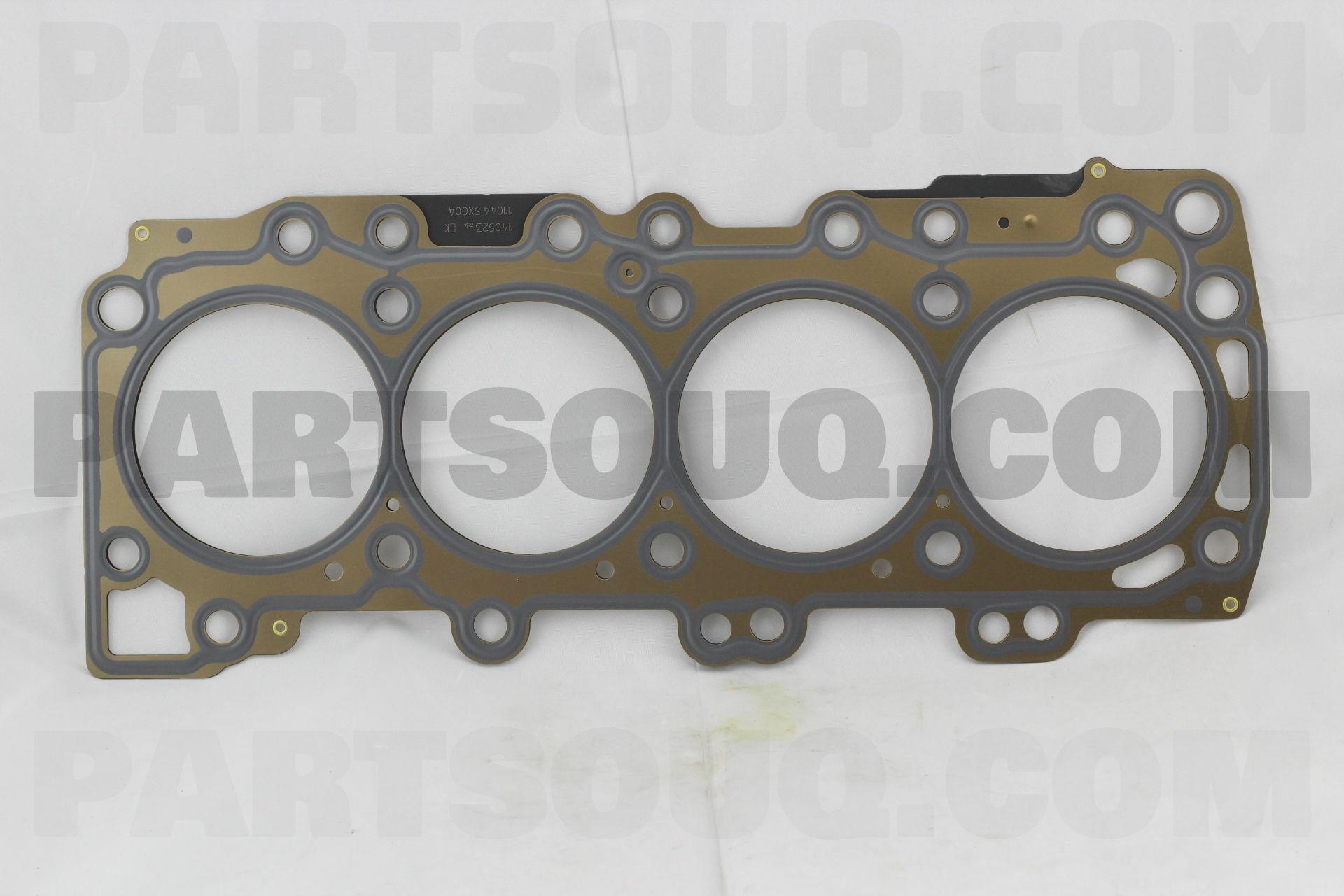 11044AX00B Genuine Nissan GASKET-CYLINDER 11044-AX00B