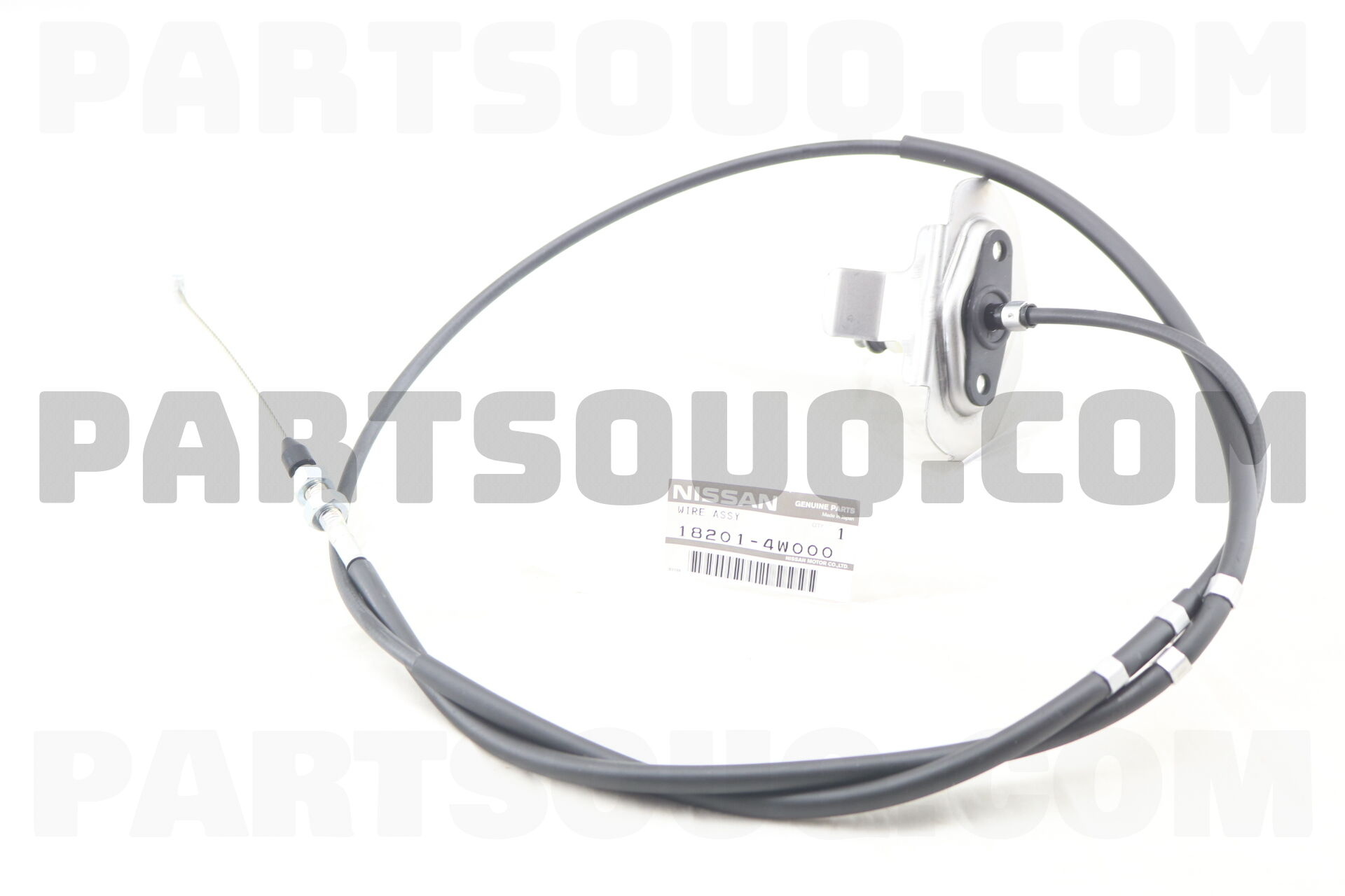 182014W000 Nissan WIRE ASSY-ACCELERATOR Price: 36.49$, Weight: 0.35 ...