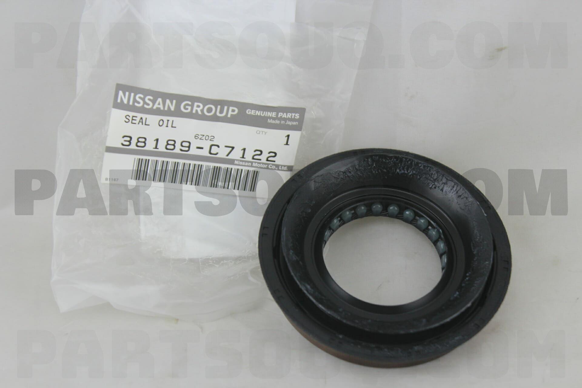 1x 8150 142109 TRISCAN Bremsschlauch für NISSAN
