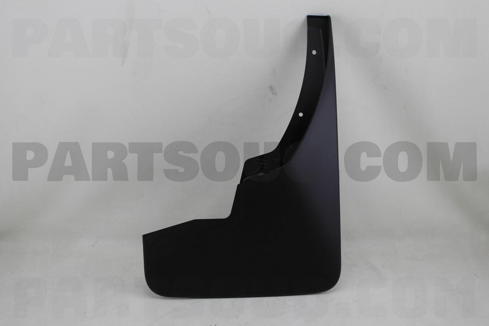 rh 638504JB0A New Genuine OEM Par 63850-4JB0A Nissan Mudguard set-front fender